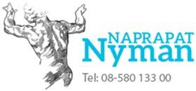 Naprapat Lars Nyman logo
