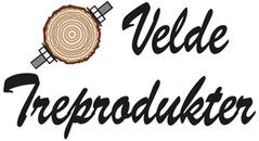 Velde Treprodukter logo