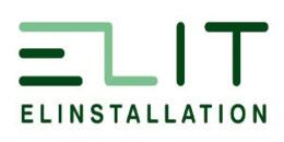 Elit Elinstallation AB logo