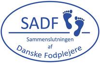 Fodplejer Inge Friis logo