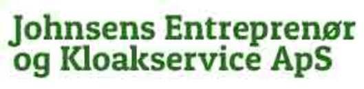 Johnsens Entreprenør Og Kloakservice ApS logo