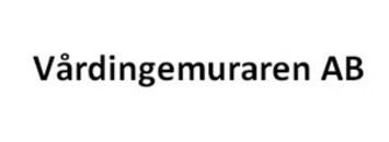 Vårdingemuraren AB logo