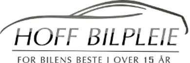 Hoff Bilpleie logo
