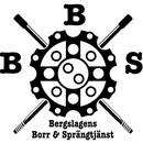 Bergslagens Borr & Sprängtjänst logo