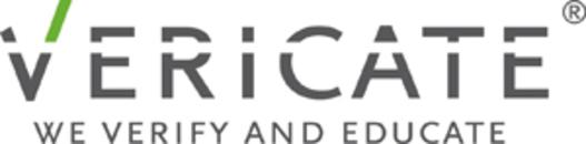 Vericate AB logo