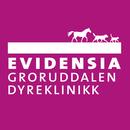 Evidensia Groruddalen Dyreklinikk logo