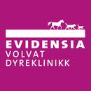 Evidensia Volvat Dyreklinikk logo