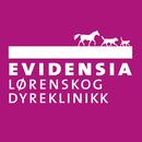 Evidensia Lørenskog Dyreklinikk logo