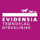 Evidensia Trøndelag Dyreklinikk logo