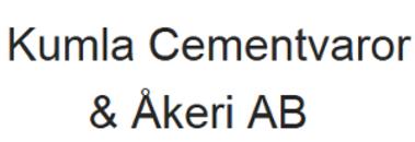 Kumla Cementvaror & Åkeri AB logo