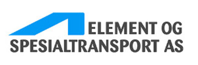 Element og Spesialtransport AS logo