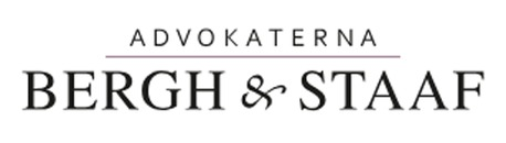 Advokaterna Bergh & Staaf KB logo