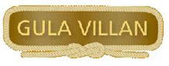 Gula Villan Utö logo