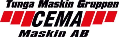 CEMA Maskin logo