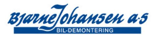 Bjarne Johansen Bildemontering logo