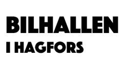 Bilhallen i Hagfors logo
