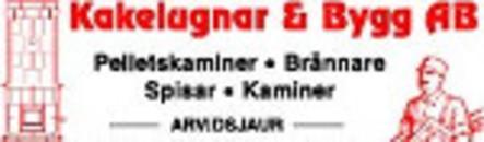 Kakelugnar & Bygg I Arvidsjaur AB logo