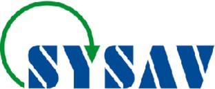 Sysav Lilla Hammar återvinningscentral logo