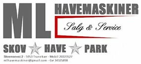 ML Havemaskiner logo