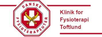 Klinik For Fysioterapi Toftlund logo