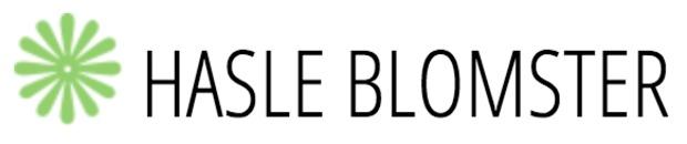 Hasle Blomster logo