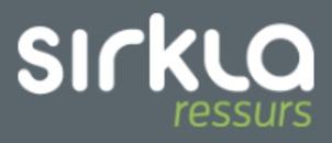 Sirkla Ressurs AS logo