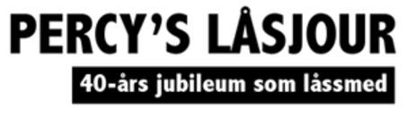 Percy's Låsjour Göteborg logo