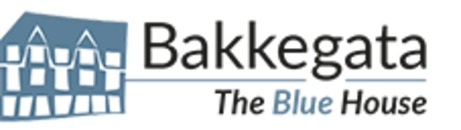 Bakkegata The Blue House logo