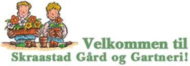 Skraastad Gård og Gartneri logo