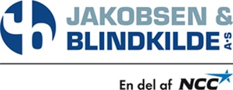 Jakobsen & Blindkilde A/S Thisted logo