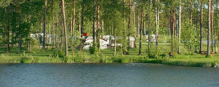 Berkinge Bad Fiskecamp Lövstabruk Företaget Enirose