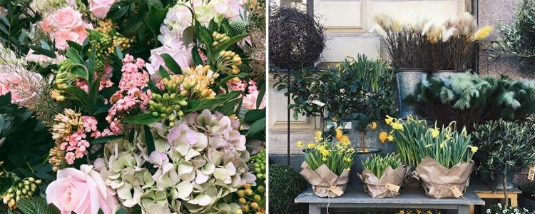 konstgjorda blommor stockholm