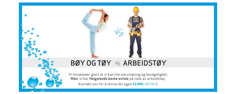 4fab4d0c Vask Av Arbeidstøy | bedrifter | gulesider.no