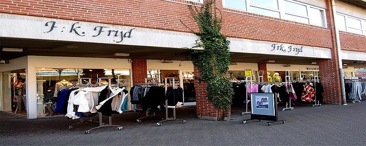 ad62db77d0b Frk. Fryd Tøj, Solrød Strand | firma | krak.dk