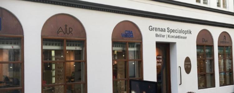 4bc915e9e Grenå Specialoptik Og Kontaktlinseklinik, Grenaa | firma | krak.dk