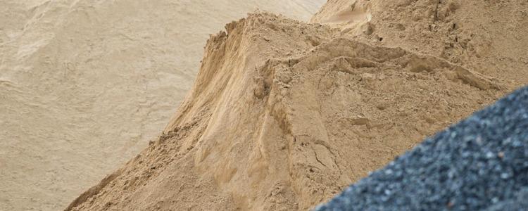 Sand, Grus, Singel, Makadam Sknninge Mjlby   Fretag