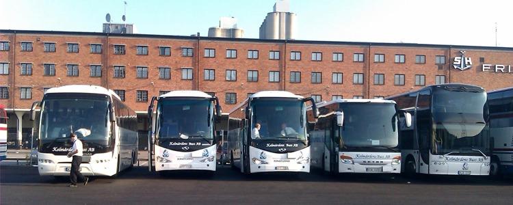 bussresor från norrköping
