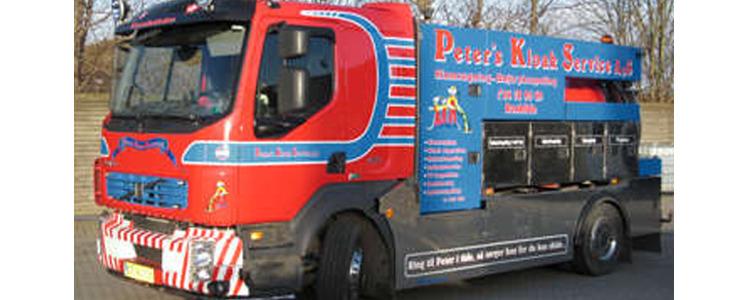 Peters Kloak Service Aps Roskilde Firma Krakdk