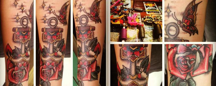 tatuering upplands väsby