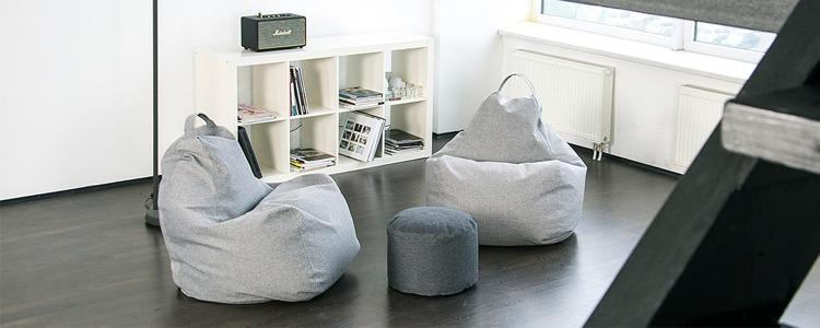 saccosäck em möbler