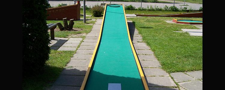 Golf Bangolf Minigolf Uppsala Företag Enirose