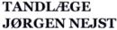 Tandlæge Jørgen Nejst logo