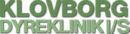 Klovborg Dyreklinik I/S logo