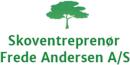 Skoventreprenør Frede Andersen A/S logo