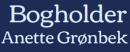 Bogholder Anette Grønbek logo