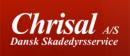 Chrisal Skadedyrsservice A/S logo