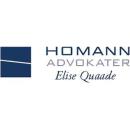 Advokatfirmaet Elise Quaade Homann Advokater logo