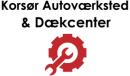 Korsør Autoværksted & Dækcenter logo