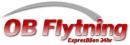 OB Flytning logo