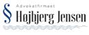 Advokatfirmaet Højbjerg Jensen logo